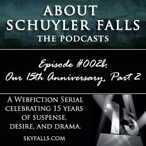 15 Years of Serial Fiction: ASF's Anniversary Podcast, Episode #002b